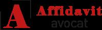 logo affidavit rouge